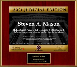 2021 Judicial Edition