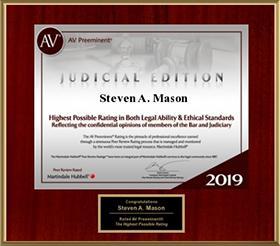 AV Preeminent Judicial Edition 2019