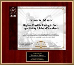 Steven Mason 2021